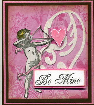 Be Mine Cupid