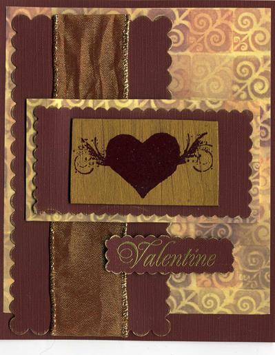 Winged Heart Valentine